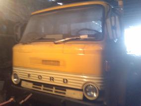 Caminhão Dois Volantes Ford Joanestão