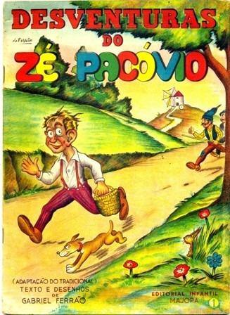 Livrinhos Infantis 1-2-3-portugal-anos 40 - Kit Com 3