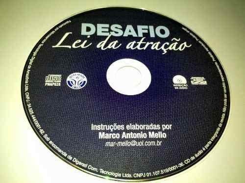 Cd Pnl Desafio Lei Da Atração. Intruções Por Marco A. Mello.