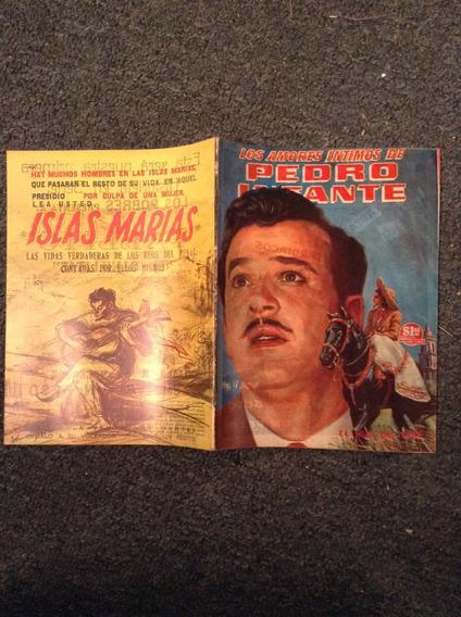 Comic Pedro Infante No.17