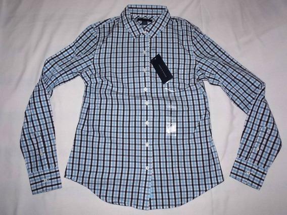 Camisa Social Feminina Tamanho P - Tommy Hilfiger