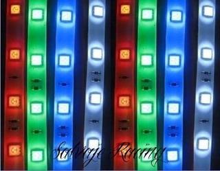 Tiras De Led Multiusos 30 Cm 15 Leds De Alta Iluminación