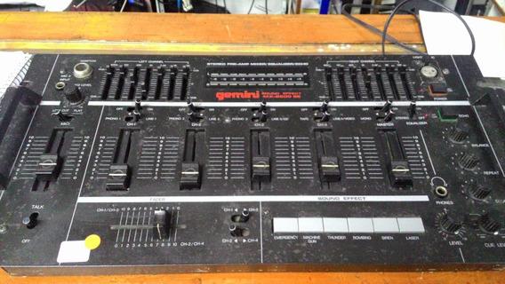 Mixer Gemini Mx 6500