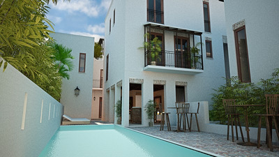Zona Colonial Apartamentos De Lujo Renta Y Venta, Piscina,pq