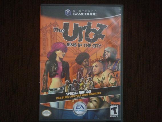 The Urbz: Sims In The City Original E Completo Ntsc Gamecube