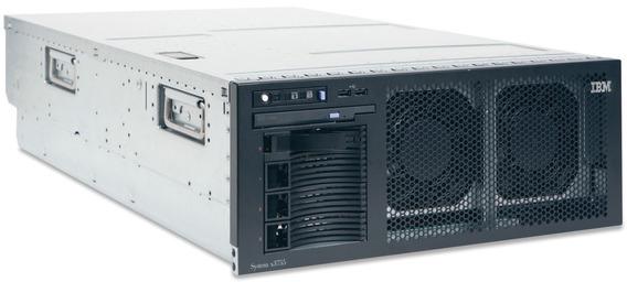 Servidor Ibm System X3755 Mt 8877 Sas Sata Ssd 8 Gb Ram