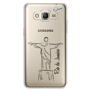 Capa Case Capinha Samsung Gran Prime-cristo Rio De Janeiro 2