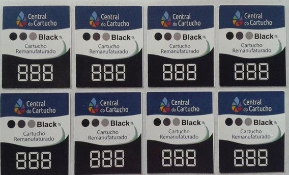 500 Etiqueta Adesivo Cartucho, Prova Dágua