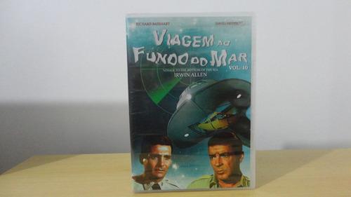 Viagem Ao Fundo Mar Volume 10 # Dvd Original Lacrado #fret10