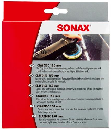 Disco De Clay P/descontaminar Sonax Promo 20%!!! (450 605)