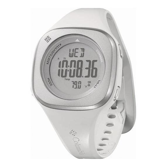 Relógio De Pulso Columbia Willowdale - Branco