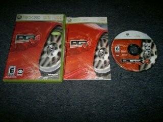 Project Gotham Racing 4 Completo Para Xbox 360,excelente.