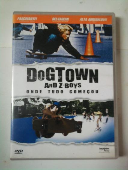 Dvd Dogtown And Z-boys - Onde Tudo Começou Skate
