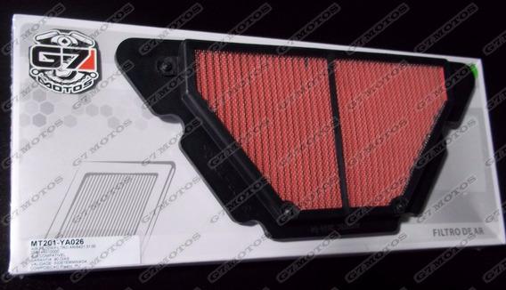 Filtro De Ar Yamaha Xj6
