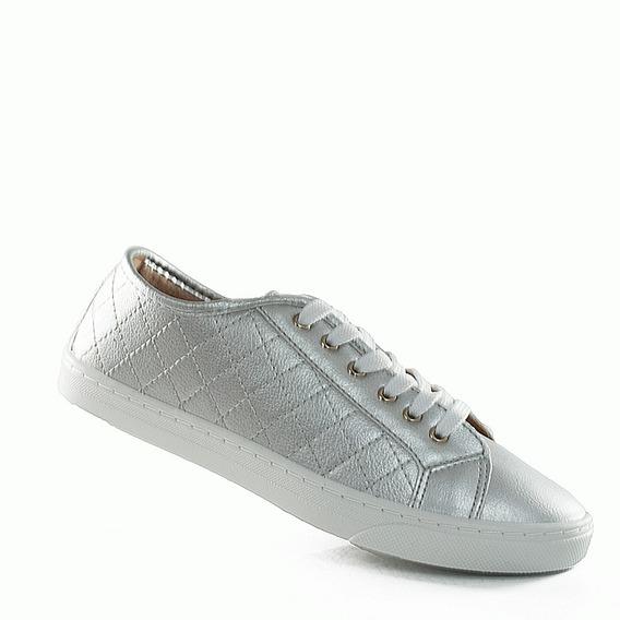 Tênis Sapato Show Metalizado - 10919