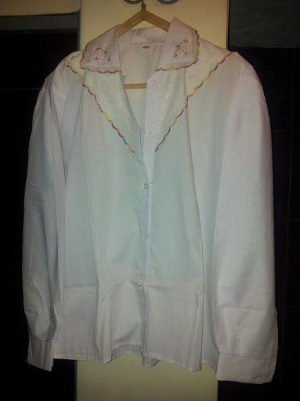 Camisa Dama Talle Xl De Algodon Nueva