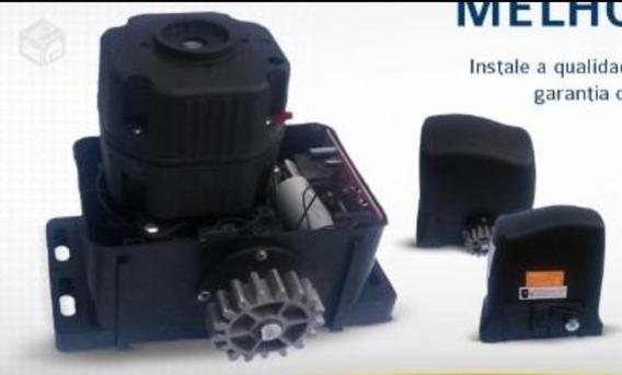 Motor G3 Para Portão Desliz De1/4 110 Ou 220v Vedado