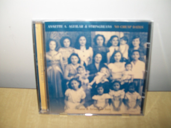 Cd Original Annette A. Aguilar & Stringbeans No Cheap Dates