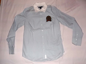 Camisa Social Feminina Tommy Hilfiger Tamanho M