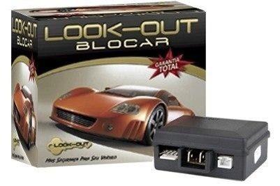 Alarme Bloqueador Automotivo, Anti-furto
