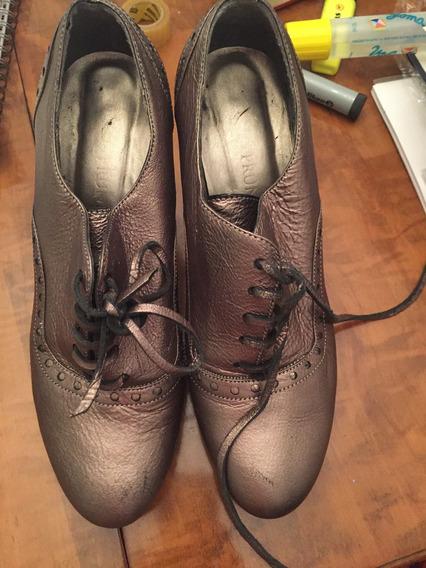 Zapatos Prune Invierno