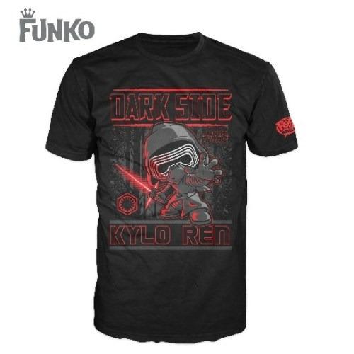 Playera Funko Pop Star Wars Kylo Ren #54 Talla M Ajff