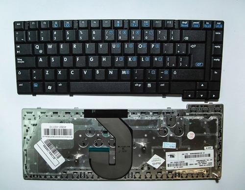 Teclado Hp Compaq 6510 6515 6715b 6710 Negrohp Compaq  6510,