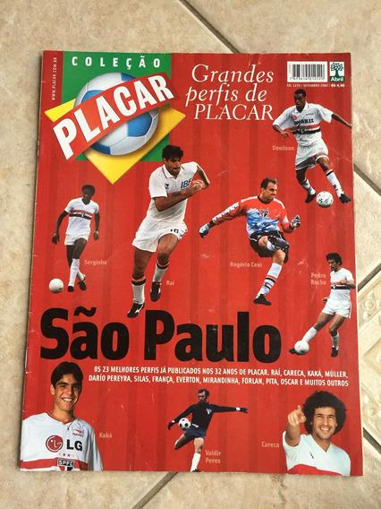 Revista Placar 1235 São Paulo Raí Kaká Muller Careca K050
