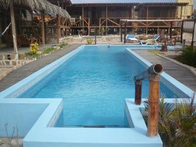 Casa Hospedaje 1600 M2 Punta Sal