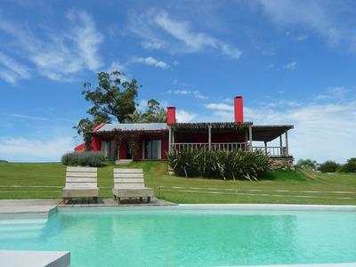 Casa De Campo A 30 Minutos De Punta Del Este (50 Kilometros)