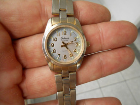 Lindo Relógio Galax Elgin Feminino Semi Novo Quartz Original