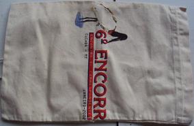 Mochila Em Tecido - 6 Encorr - Cuiabá - 2002- Be