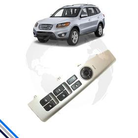 Interruptor Vidro Hyundai Santa Fe 2007 -2012 Esq Original