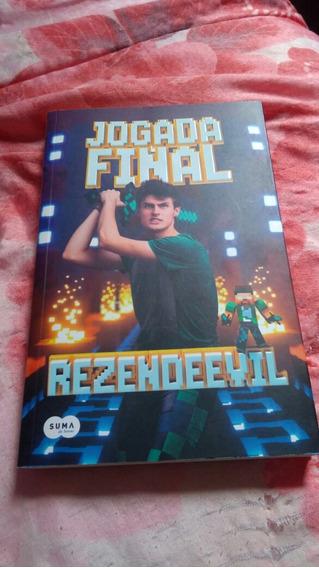 Livro Jogada Final - Rezendeevil - Pedro Afonso