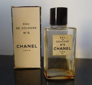 Blamanan / Antiguo Frasco Perfume Chanel Vacio
