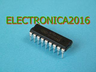 4x Mt8870de Mt8870 Receptor Decodificador Celular Cm8870