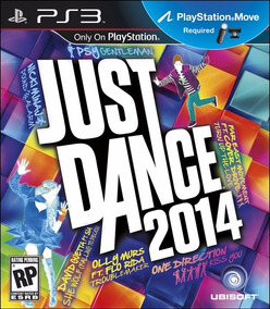 Just Dance 2014 - Ps3 - Novo E Lacrado!