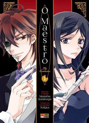 Hq-manga:o Maestro-vol.1:panini:usado.perfeito Estado.