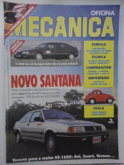 Revista Oficina Mecânica - N° 56 - Frete Grátis