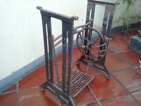 Pe De Maquina Antiga