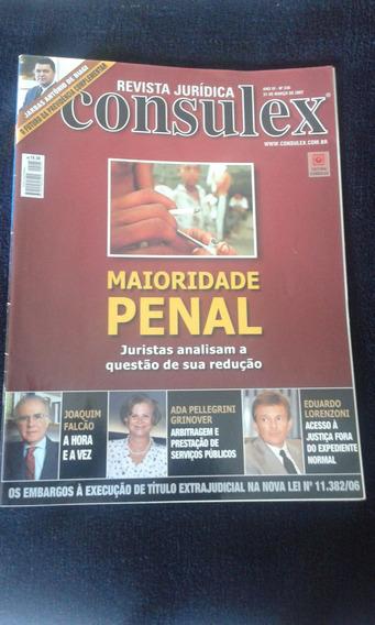 Revista Jurídica Consulex Nº 245 31.03.07