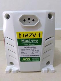 Auto Transformador Rcg Bivolt 2000 Va Maxi Power Antichamas