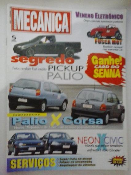 Revista Oficina Mecânica - N° 120 - Frete Grátis
