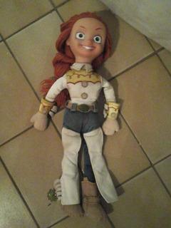Muñeca La Vaquerita Jessie De Toy Story Vintage