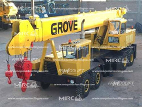 Grúa Grove 55 Toneladas