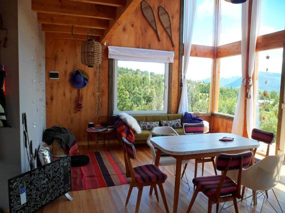 Alquiler Casa Cabaña Panoramica A 10 Minutos San De Martin