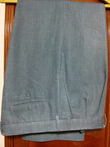 Pantalon De Vestir  Marca Huapi Talle 48.