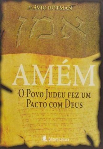 Amém O Povo Judeu Fez Um Pacto Com Deus