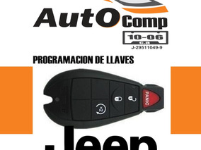 Programacion De Llaves De Vehiculos, Jeep Dodge Chrysler