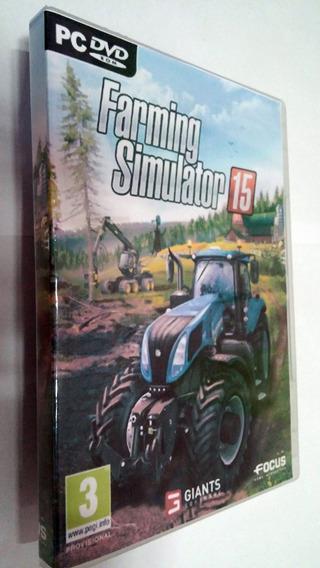 Farming Simulator 2015 !!! Frete Grátis !!!